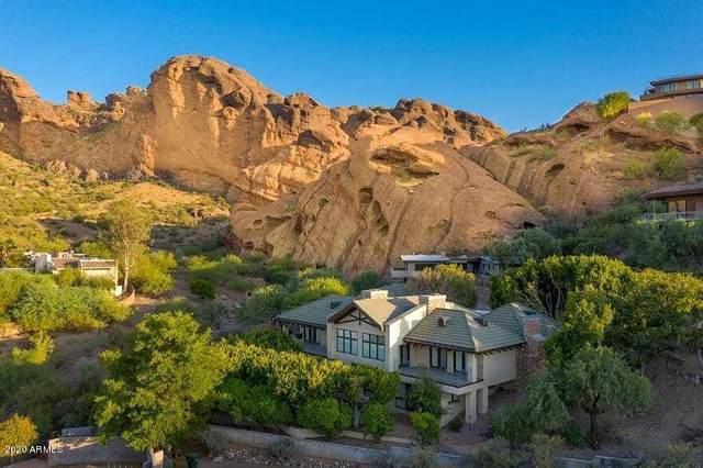 5660 N Camelback Canyon Drive, Phoenix, AZ 85018 (MLS #6130727) :: Conway Real Estate