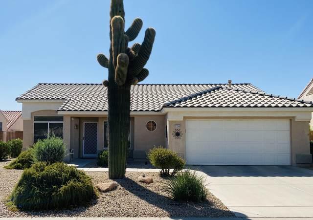 13549 W White Rock Drive, Sun City West, AZ 85375 (MLS #6130762) :: The W Group