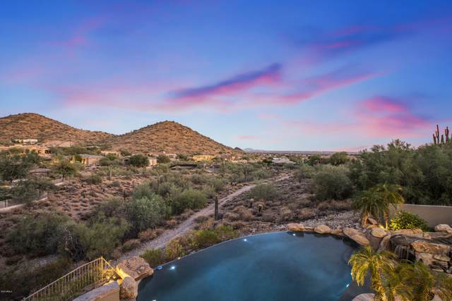 12943 E Corrine Drive, Scottsdale, AZ 85259 (MLS #6130777) :: Dijkstra & Co.