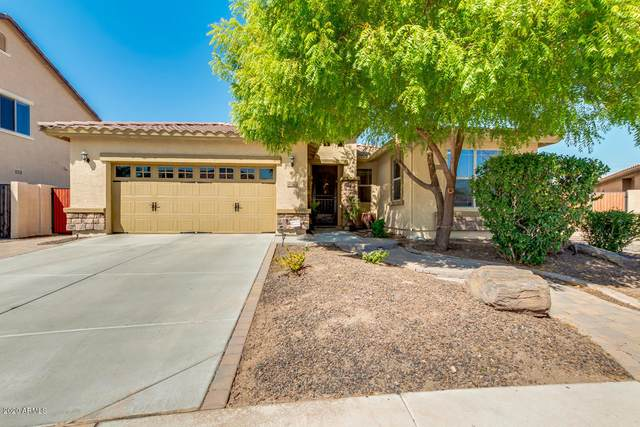 2110 S Sycamore Street, Chandler, AZ 85286 (MLS #6130812) :: Klaus Team Real Estate Solutions