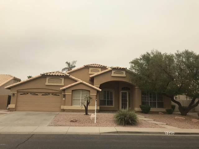 1434 W Oriole Way, Chandler, AZ 85286 (MLS #6130836) :: Klaus Team Real Estate Solutions