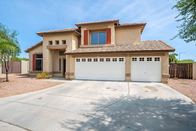16197 N 157th Avenue, Surprise, AZ 85374 (MLS #6130837) :: TIBBS Realty