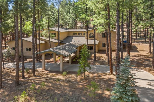 1485 Tolchaco Road, Flagstaff, AZ 86001 (MLS #6130867) :: Conway Real Estate