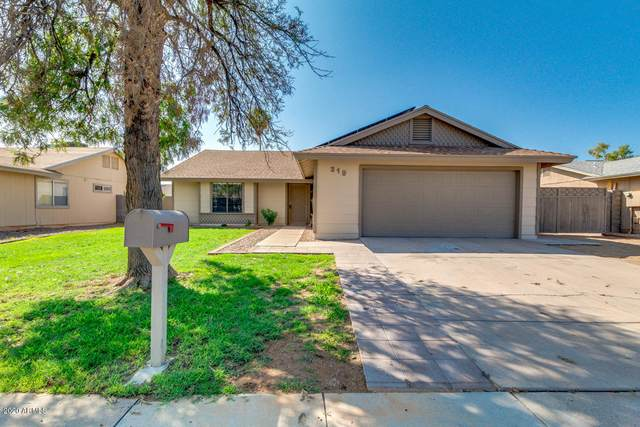319 W Harvard Avenue, Gilbert, AZ 85233 (MLS #6130871) :: Devor Real Estate Associates