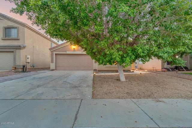 8917 W Catalina Drive, Phoenix, AZ 85037 (MLS #6130893) :: Brett Tanner Home Selling Team