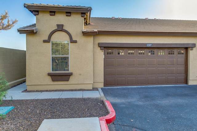 2725 E Mine Creek Road #1207, Phoenix, AZ 85024 (MLS #6130896) :: Conway Real Estate