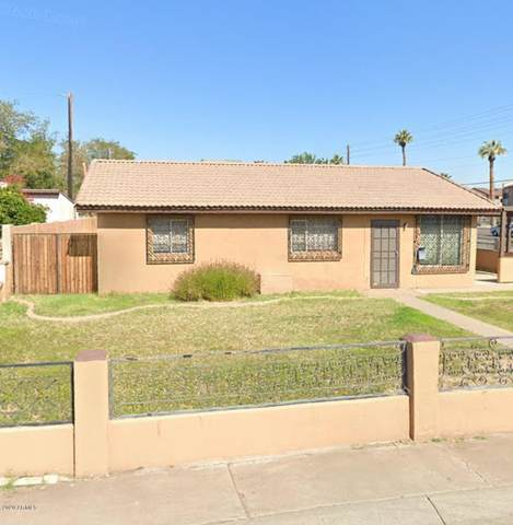 2702 W Devonshire Avenue, Phoenix, AZ 85017 (MLS #6130899) :: The Newman Team