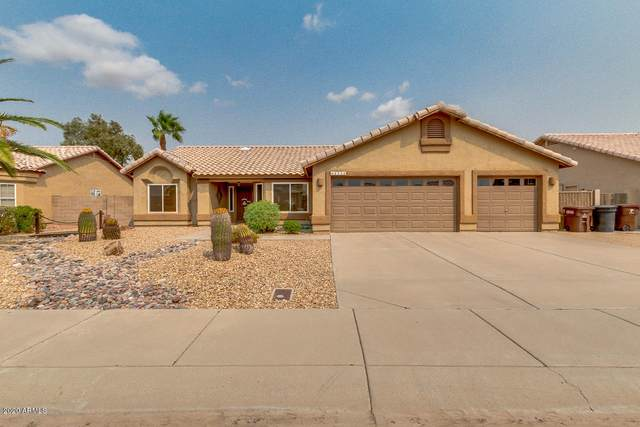 8346 W Michelle Drive, Peoria, AZ 85382 (MLS #6130906) :: Conway Real Estate