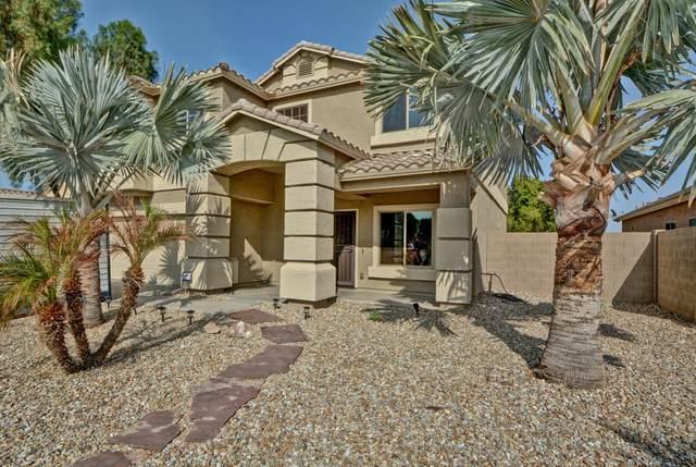 305 S 165TH Drive, Goodyear, AZ 85338 (MLS #6130944) :: Brett Tanner Home Selling Team