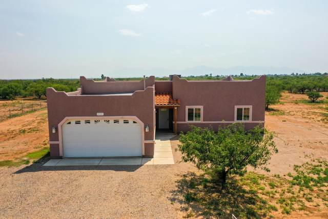 2530 N Euphoria Lane, Huachuca City, AZ 85616 (MLS #6130961) :: Klaus Team Real Estate Solutions
