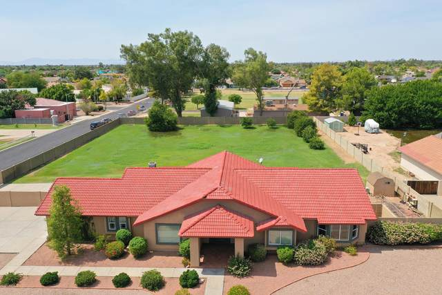 940 S Maple, Mesa, AZ 85206 (MLS #6130963) :: Power Realty Group Model Home Center