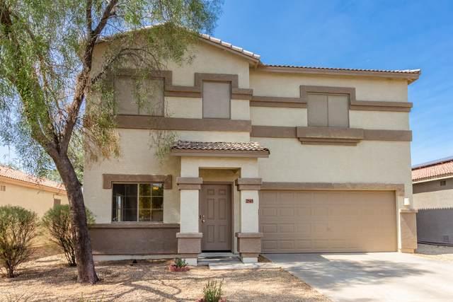 2545 N Lupita Place, Casa Grande, AZ 85122 (MLS #6130964) :: Yost Realty Group at RE/MAX Casa Grande