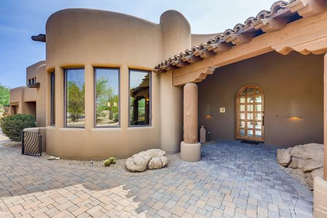 7723 E Black Mountain Road, Scottsdale, AZ 85266 (MLS #6130976) :: The Dobbins Team