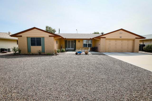 10239 W Oak Ridge Drive, Sun City, AZ 85351 (MLS #6130990) :: Lifestyle Partners Team