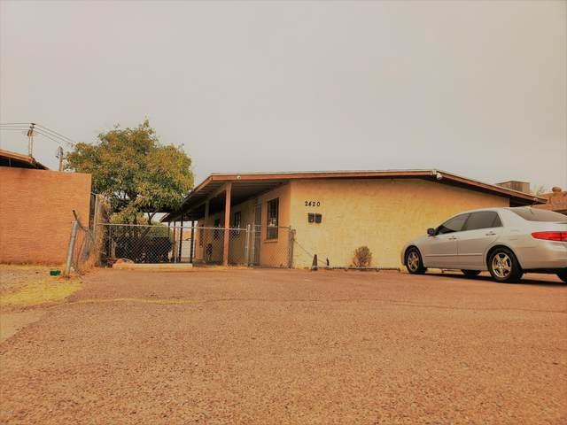 2418 W Madison Street, Phoenix, AZ 85009 (MLS #6131064) :: Conway Real Estate