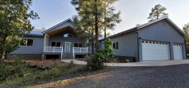5069 Mogollon Rim Drive, Lakeside, AZ 85929 (MLS #6131088) :: Brett Tanner Home Selling Team