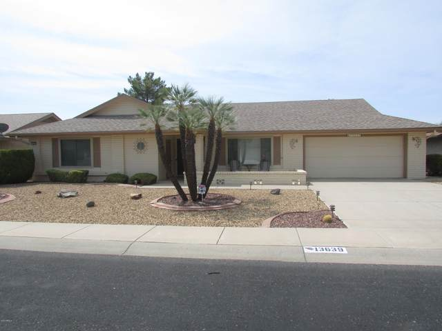 13639 W Gardenview Drive, Sun City West, AZ 85375 (MLS #6131091) :: Dijkstra & Co.