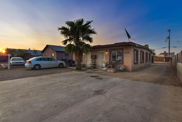 1626 W Garfield Street, Phoenix, AZ 85007 (MLS #6131106) :: Conway Real Estate
