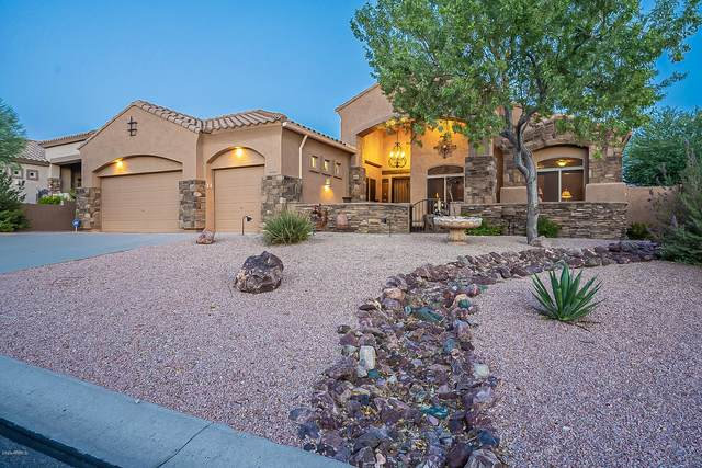 8195 E Fairy Duster Drive, Gold Canyon, AZ 85118 (MLS #6131127) :: The Ellens Team