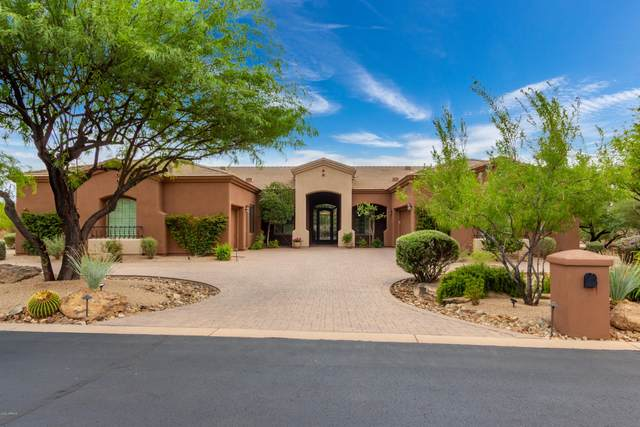 8589 E Preserve Way, Scottsdale, AZ 85266 (MLS #6131179) :: Dijkstra & Co.