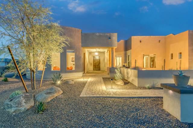 16738 E Madre Del Oro Drive, Scottsdale, AZ 85262 (MLS #6131200) :: Midland Real Estate Alliance