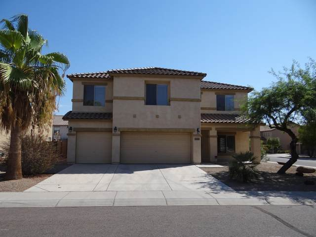 11879 W Sherman Street, Avondale, AZ 85323 (MLS #6131235) :: Devor Real Estate Associates