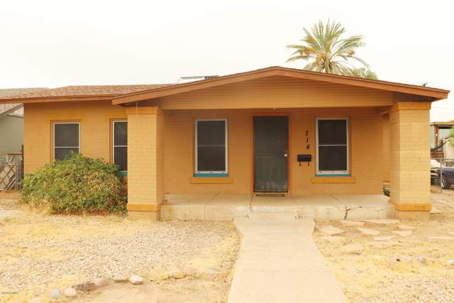 714 S 1st Street, Phoenix, AZ 85004 (#6131240) :: AZ Power Team | RE/MAX Results