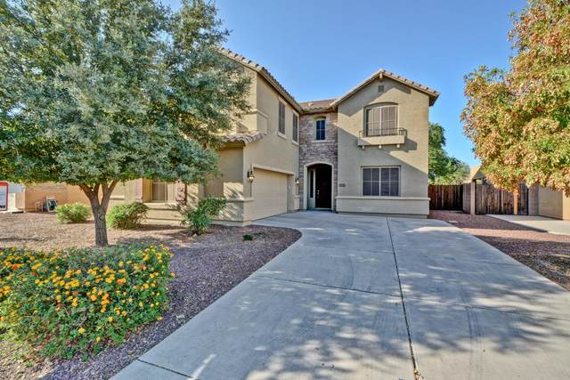 1722 N 114TH Avenue, Avondale, AZ 85392 (MLS #6131309) :: The Property Partners at eXp Realty