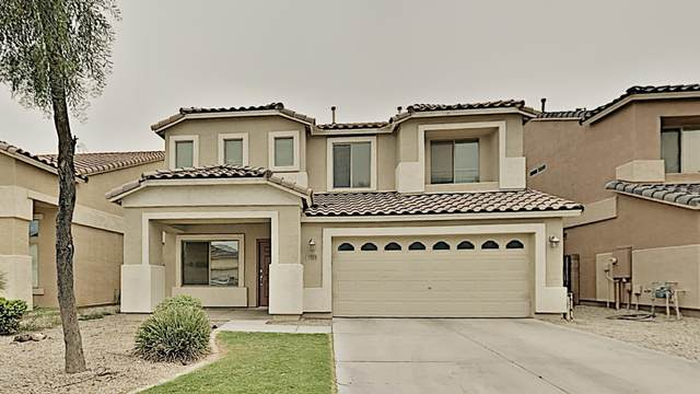 3213 W Mineral Butte Drive, Queen Creek, AZ 85142 (MLS #6131311) :: Conway Real Estate