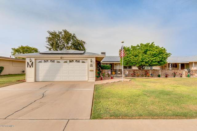 10706 W Kelso Drive, Sun City, AZ 85351 (MLS #6131361) :: The Property Partners at eXp Realty