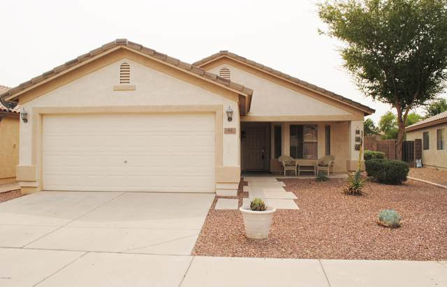 93 E Lupine Place, San Tan Valley, AZ 85143 (MLS #6131404) :: Lifestyle Partners Team