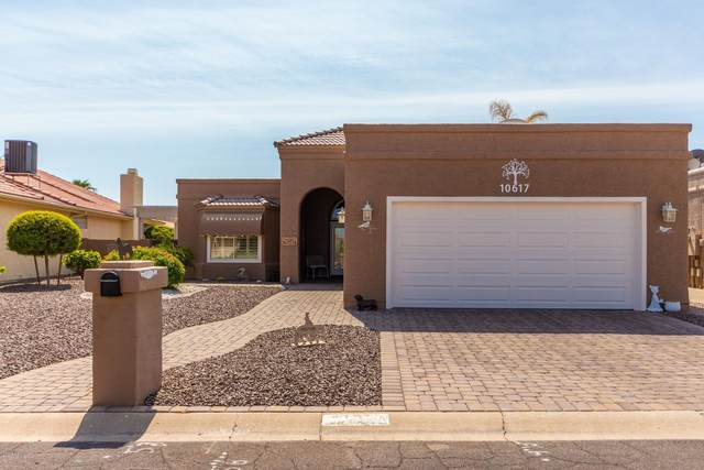 10617 E Sunnydale Drive, Sun Lakes, AZ 85248 (MLS #6131428) :: My Home Group