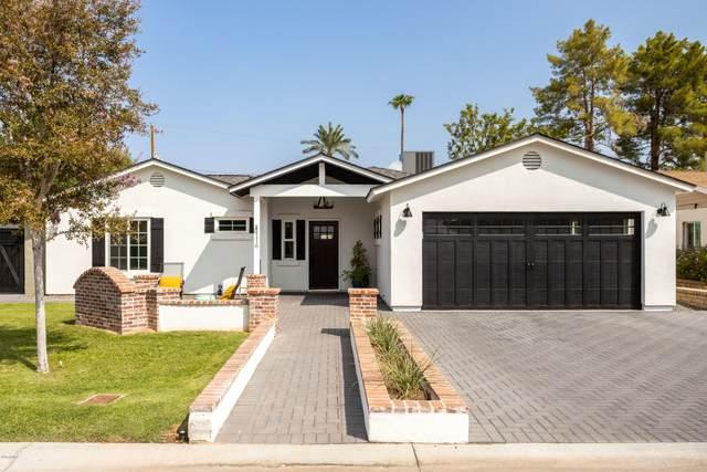 4116 E Montecito Avenue, Phoenix, AZ 85018 (MLS #6131442) :: Service First Realty