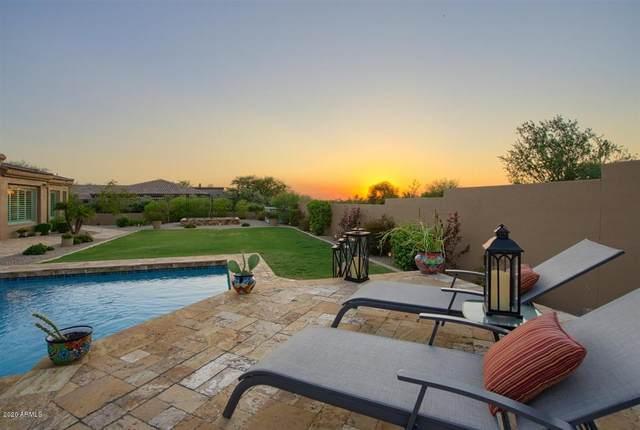 13390 E Cannon Drive, Scottsdale, AZ 85259 (MLS #6131447) :: Conway Real Estate