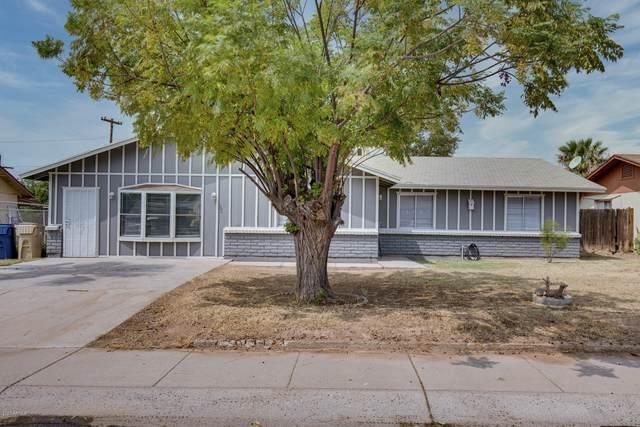 610 N Mulberry Street, Buckeye, AZ 85326 (MLS #6131451) :: Devor Real Estate Associates