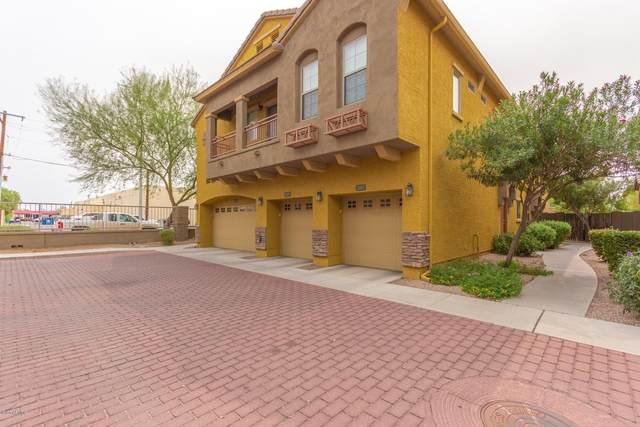 17150 N 23RD STREET #105, Phoenix, AZ 85022 (MLS #6131466) :: Brett Tanner Home Selling Team
