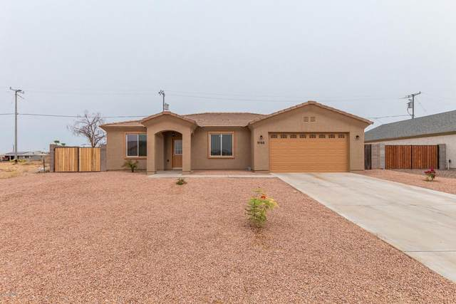 9766 W Century Drive, Arizona City, AZ 85123 (MLS #6131507) :: Arizona 1 Real Estate Team