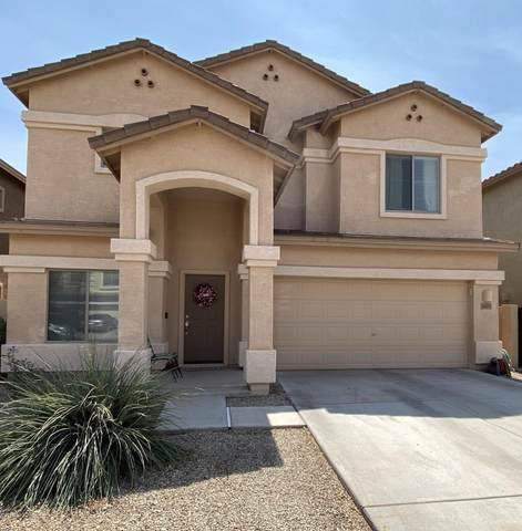 805 W Oak Tree Lane, San Tan Valley, AZ 85143 (MLS #6131515) :: Balboa Realty