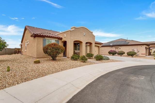 17162 S 175TH Avenue, Goodyear, AZ 85338 (MLS #6131539) :: The Ellens Team