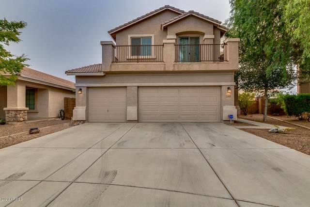 44883 W Horse Mesa Road, Maricopa, AZ 85139 (MLS #6131541) :: NextView Home Professionals, Brokered by eXp Realty