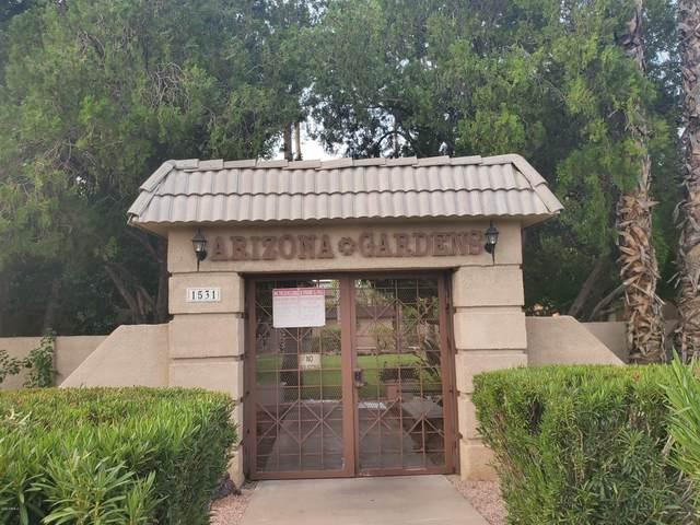 1531 W Colter Street W #5, Phoenix, AZ 85015 (MLS #6131551) :: The Property Partners at eXp Realty