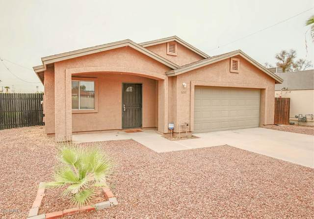 3218 N 37TH Street, Phoenix, AZ 85018 (MLS #6131560) :: D & R Realty LLC
