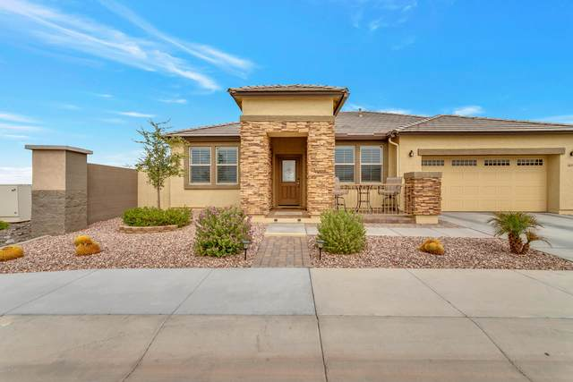 18196 W Deer Creek Road, Goodyear, AZ 85338 (MLS #6131578) :: Arizona Home Group