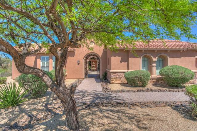 10876 E Volterra Court, Scottsdale, AZ 85262 (MLS #6131603) :: Conway Real Estate