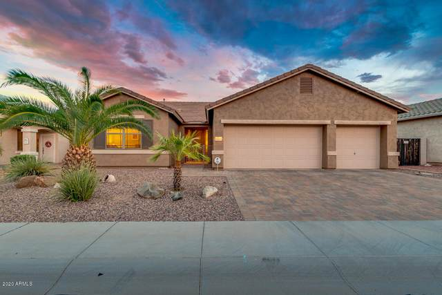 18205 W Weatherby Drive, Surprise, AZ 85374 (MLS #6131612) :: Brett Tanner Home Selling Team