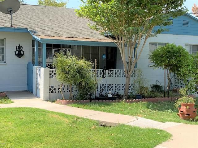 2953 N 19TH Avenue #52, Phoenix, AZ 85015 (#6131626) :: The Josh Berkley Team
