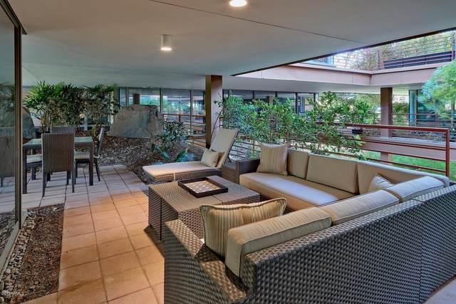 7117 E Rancho Vista Drive #3009, Scottsdale, AZ 85251 (MLS #6131631) :: Conway Real Estate