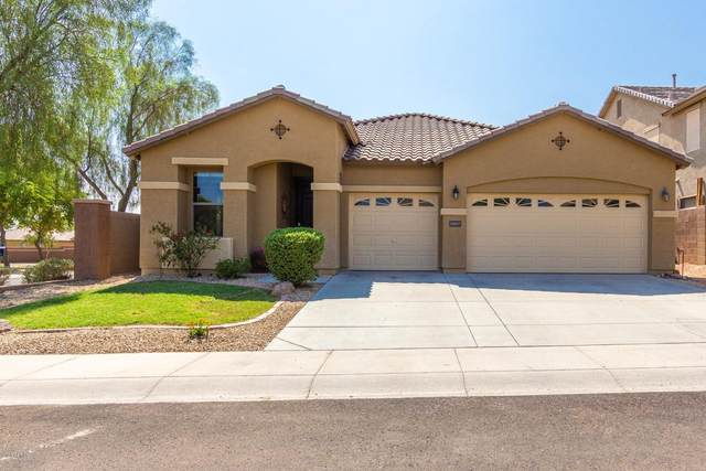 18007 W Turquoise Avenue, Waddell, AZ 85355 (MLS #6131642) :: The Carin Nguyen Team
