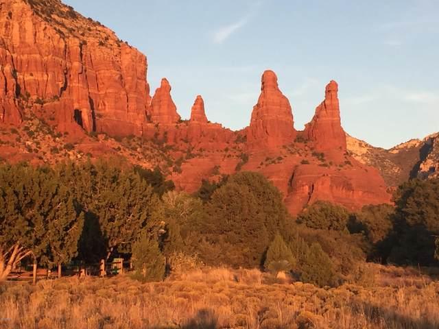 10 Eagle Vistas Way, Sedona, AZ 86336 (MLS #6131653) :: Klaus Team Real Estate Solutions