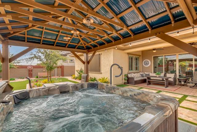 7661 S Barlow Drive, Gilbert, AZ 85298 (MLS #6131665) :: My Home Group